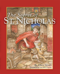 Saint Nicholas Book Cover