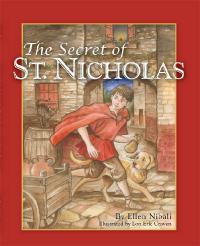 Saint Nicholas Book Cover